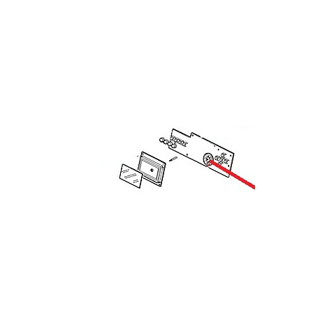 CARTE TOUCHE PROGRAMME M1 ORIGINE CIMBALI - PQ6153