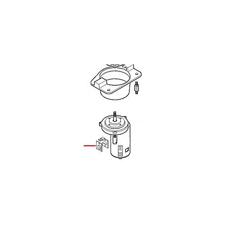 CIRCUIT IMPRIME ORIGINE CIMBALI - PQ6237