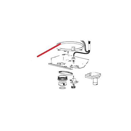 COURROIE CRANTEE 150XL ORIGINE CIMBALI - PQ7518