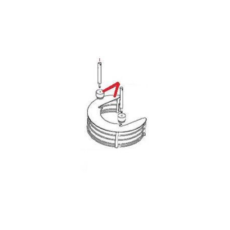 ECRAN FIL AMOVIBLE EM30 SEUL ORIGINE DITO SAMA-ELECTROLUX - QFQ5Q1512