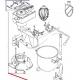 ECRAN PLAST COMPLET BM20/30 ORIGINE DITO SAMA-ELECTROLUX - QFQ5XW507