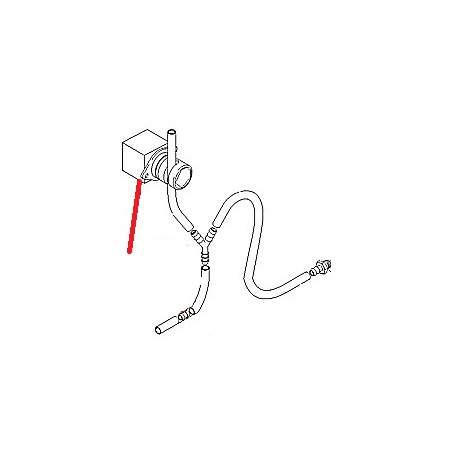 ELECTROVALVE A PINCE 24V CC ORIGINE CIMBALI - PQ6395