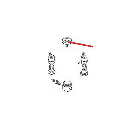 GOUPILLE 2X10 INOX ORIGINE CIMBALI - PQ7512