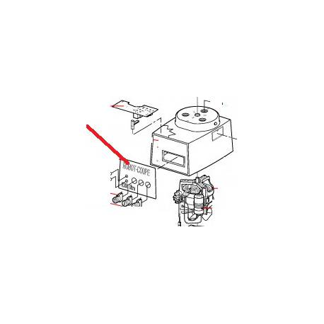 VOYANT CRISTAL ORIGINE ROBOT COUPE - EBOB8305