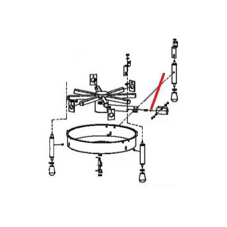 MAMELON REDUCTION M 1/2 -F 3/8 ORIGINE KRAMPOUZ - XEQ6564