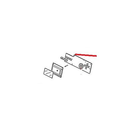 MEMEBRANE RONDE 4 TOUCHES ORIGINE CIMBALI - PQ6162