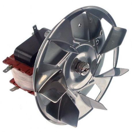 MOTEUR AVEC HELICE 154MM 40W 230V 50/60HZ ORIGINE - TIQ71660