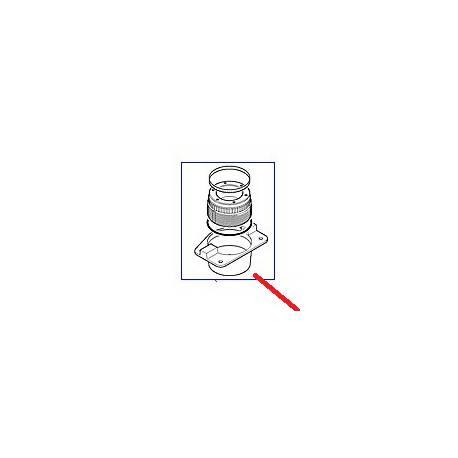 PORTE-MEULES COMPLET GAUCHE M1 ORIGINE CIMBALI - PQ6226