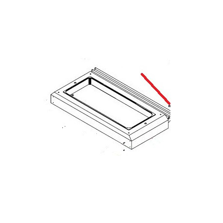 PROTECTION TUBE SUPPORT PLATEAU - BMQ6520