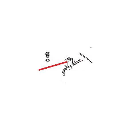 RACCORD COUDE ORIENTABLE ORIGINE CIMBALI - PQ6182