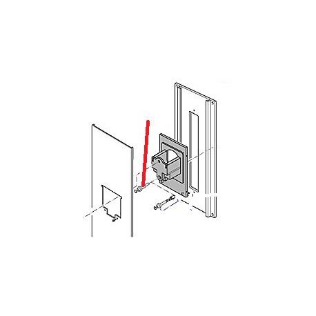 RACCORD REGLAGE ORIGINE CIMBALI - PQ7576