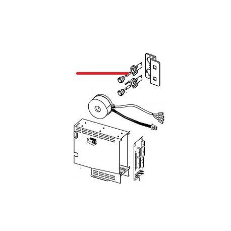 TRANSFORMATEUR AVEC CABLE M3 ORIGINE CIMBALI - PQ7599