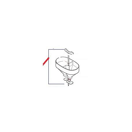 TREMIE COMPLETE M1/M2 ORIGINE CIMBALI - PQ6248
