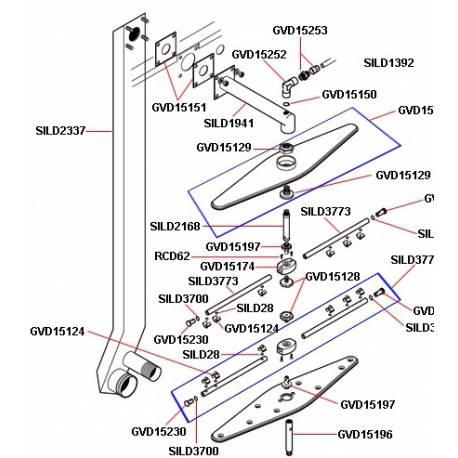 TUBE FORAFLON 10X8 ORIGINE SILANOS - FVYQ6847