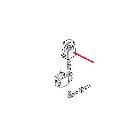 TUBE LAVAGE CAPPUCINO ORIGINE CIMBALI - PQ6110