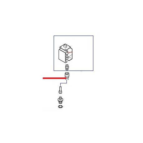 TUBE SENSEUR ORIGINE CIMBALI - PQ6174