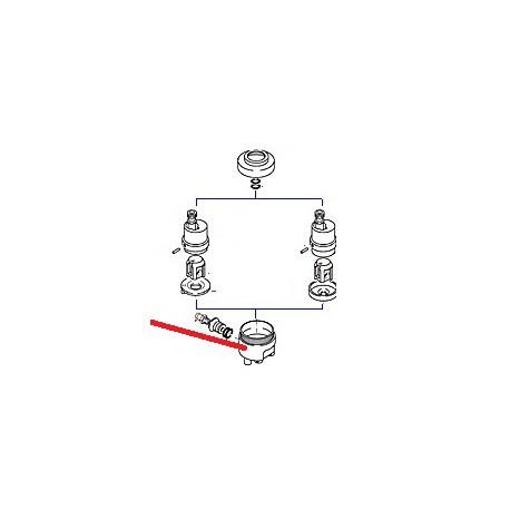 TURBINE AVEC GOUPILLE ORIGINE CIMBALI - PQ7585