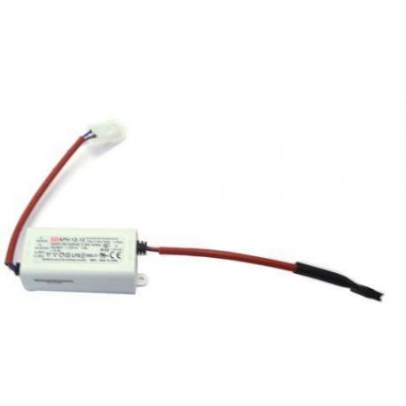 TRANSFORMATEUR LEDS 100C-240VAC 12VDC 830MA 10W  - NFQ63004569