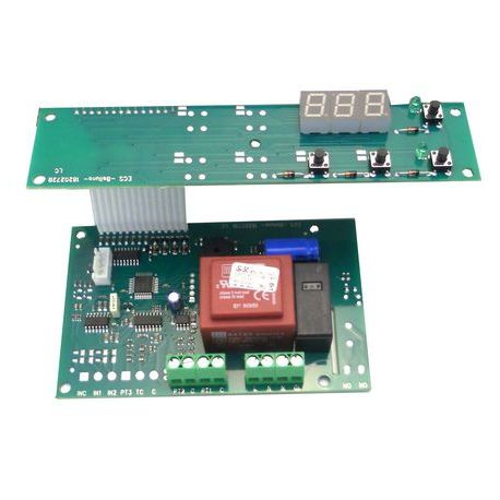 PLATINE ELECTRONIQUE 4 TOUCHESPOUR MSC12E ORIGINE - ZBQ6555