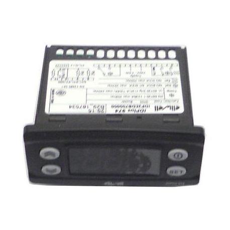 REGULATEUR ELECTRONIQUE IDPLUS 974 230V L:74MM L:32MM TMINI - TIQ11290