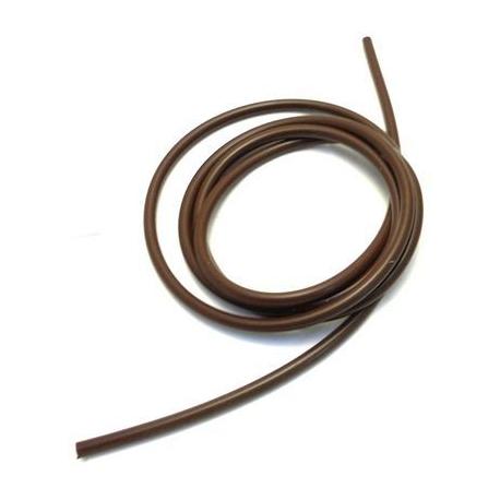 TUBE SILICONE MARRON 5X8MM L:2MM ORIGINE - FRQ8033