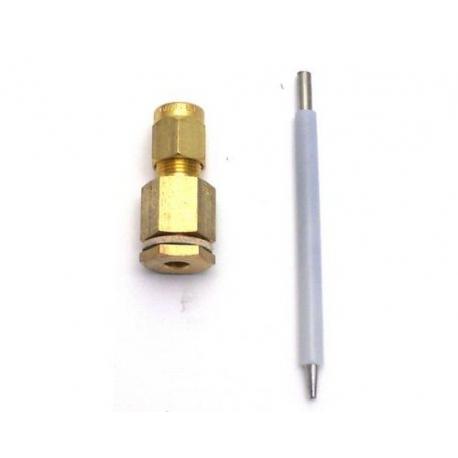 ELECTRODE SANS ECROU L 100 MM - NAVQ66757