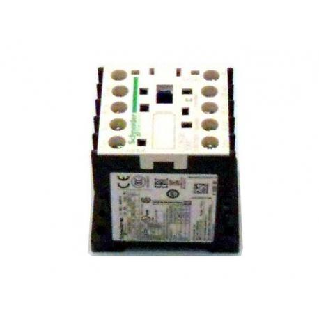 CONTACTEUR SCHNEIDER LC1K0610M7 3 PLOTS 220V - TIQ11487