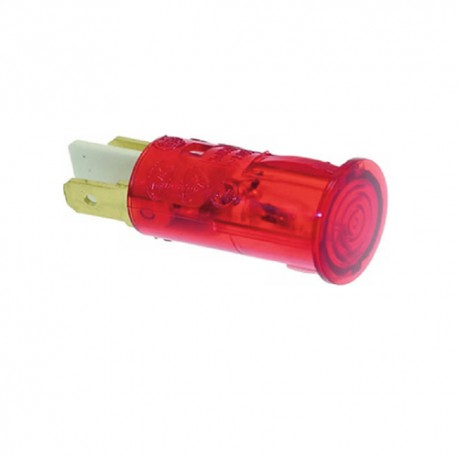 Lampe Temoin Rouge Mo/Th/Perco - OENQ036