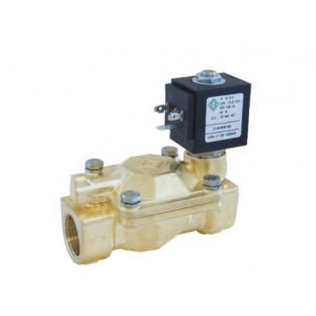 ELECTROVANNE EAU í1`FF 140°C 16 BAR 24V AC - IQ7450