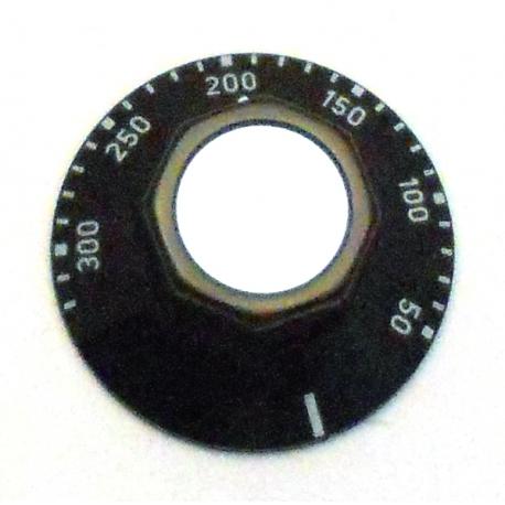 MANETTE THERMOSTAT TMINI 50°C TMAXI 320°C - TIQ11445