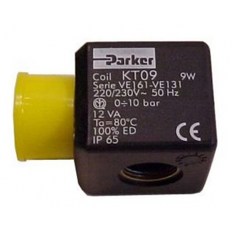 BOBINA KT09 220/50-60 HZ S/ CABLE - RKQ484