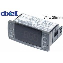 THERMOSTAT DIGITAL DIXELL XR02CX-5NOC1 NTC 230V AC  - BMQ6765