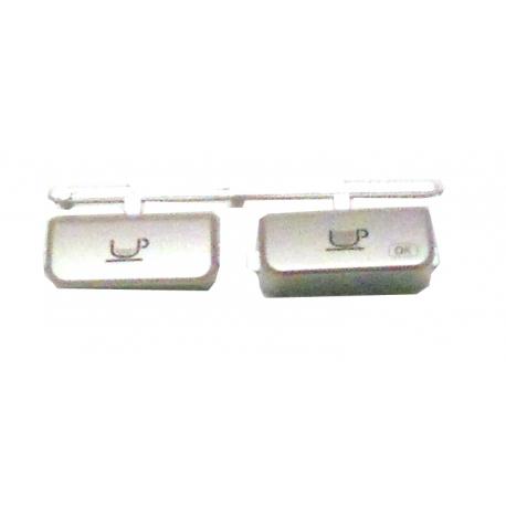 COUVERCLE SUP CLAVIER GAUCHE - FRQ88011