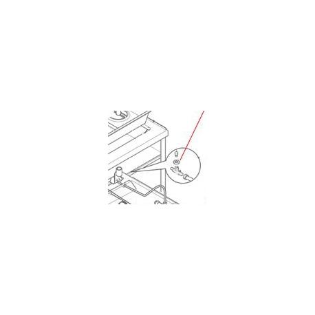 DADO FISS. PORTAUGELLO M14x1-L - OREG6009