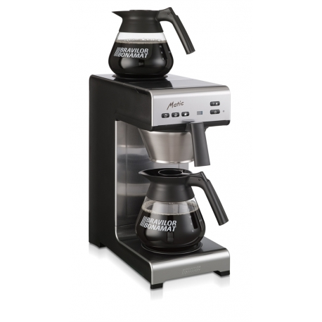 MACHINE A CAFE MATIC 2 230V NOIR/INOX - OENQ7057