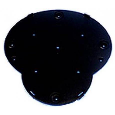 BASE MOULEE SOCLE ARGENT CM477 ORIGINE - XRQ2031