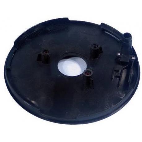 BASE MOULEE ET TUBE DE VIDANGE SJ ORIGINE - XRQ2586