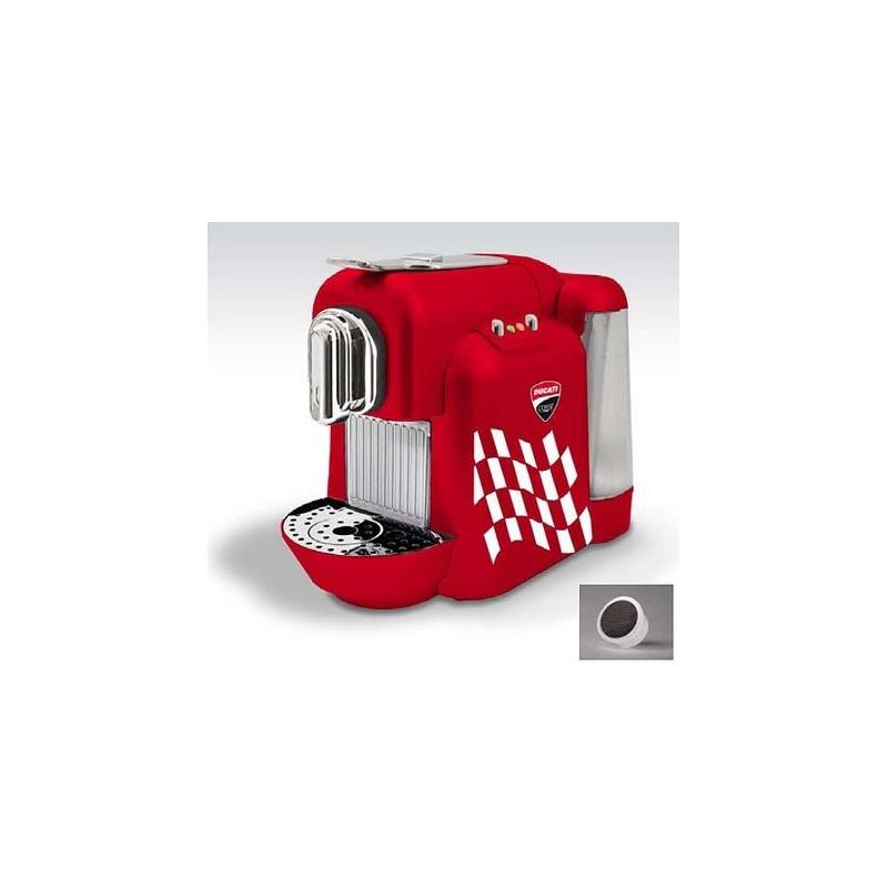 machine a cafe ducati corse rouge a capsule. Black Bedroom Furniture Sets. Home Design Ideas
