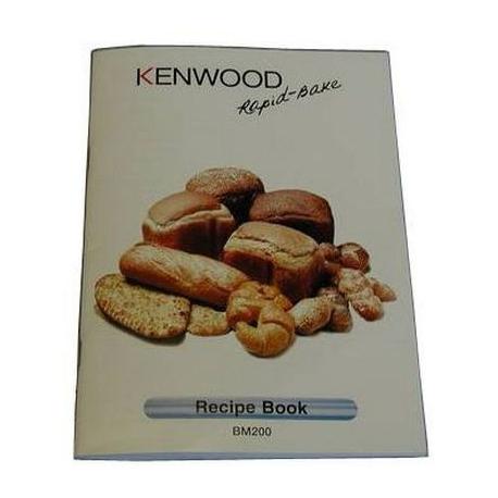 BREADMAKER RECIPE BOOK ORIGINE - XRQ9884