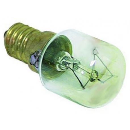 LAMPE DE FOUR E14 15W 220V TMAXI 300°C - TPQ660