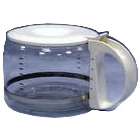 CARAFE ASSEMBLY COMPLETE WHITE - XRQ4232