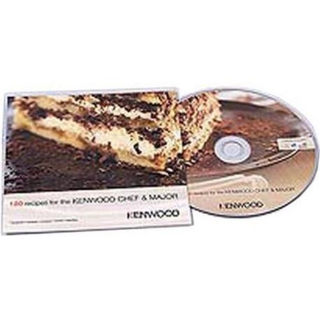 CD KITCHEN MACHINE RECIPES - XRQ2126