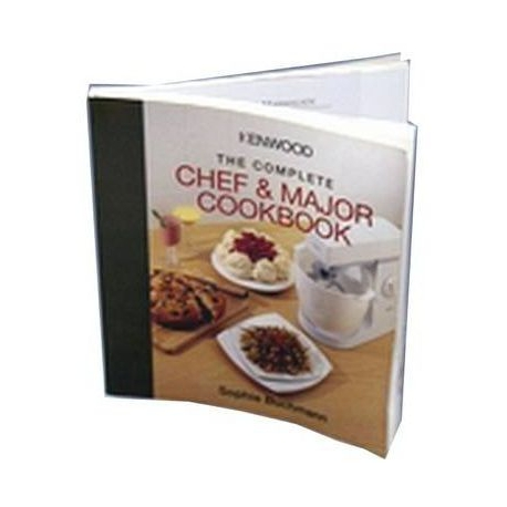 XRQ9723-CHEF & MAJOR COOK BOOK ORIGINE