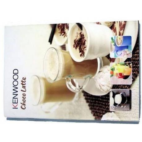 CHOCO LATTE RECIPE BOOK ORIGINE - XRQ1039