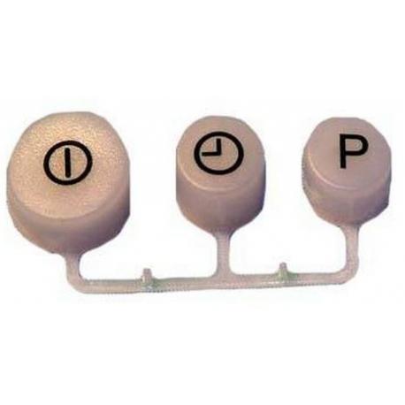 CLOCK BUTTON MOULDING ORIGINE - XRQ9178
