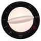 BOUTON DE COMMANDE GRIS/BLANC KM290. ORIGINE - XRQ2383