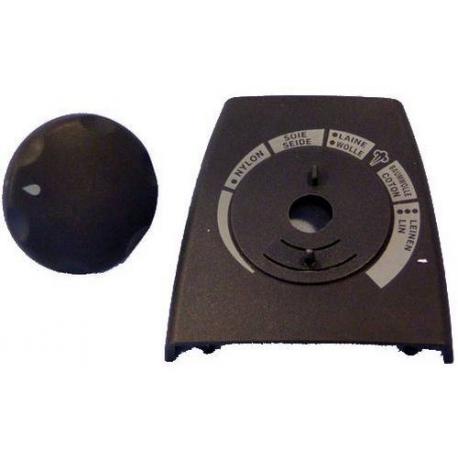 BOUTON DE COMMANDE +COUVRE DK GREY SS448/496/498/499 ORIGINE - XRQ0234