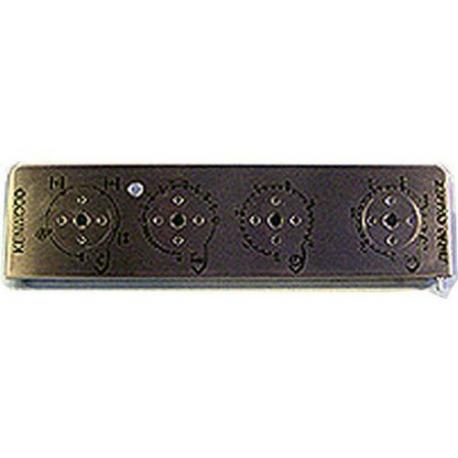 CONTROL PANEL - PRINTED OV351 - XRQ4908