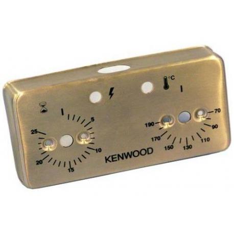 CONTROL PANEL ASSY DF501 - XRQ1570