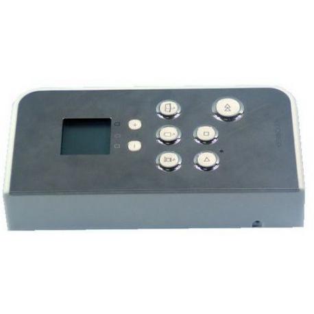 CONTROL PANEL ASSY+PCB ORIGINE - XRQ0014